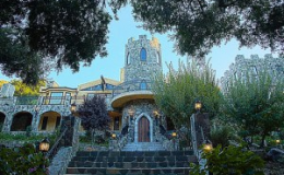 Castle Style House